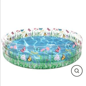 Pool candy inflatable pool 60x15in